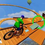 BMX Rider Impossible Stunt Racing